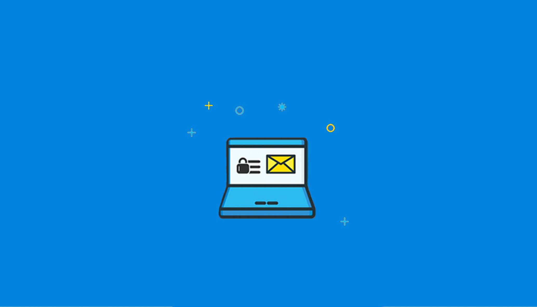 RMail aangetekende emails versturen
