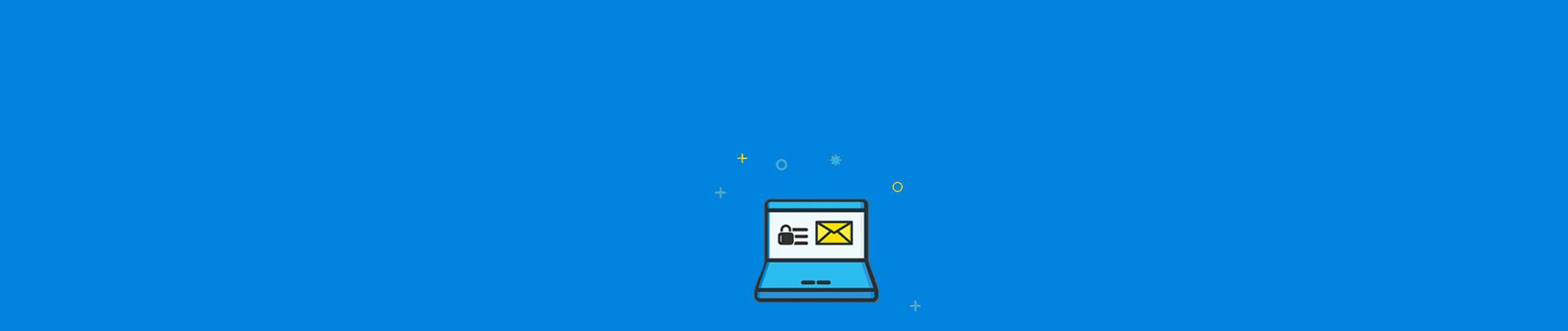 RMail beveiligde emails versturen