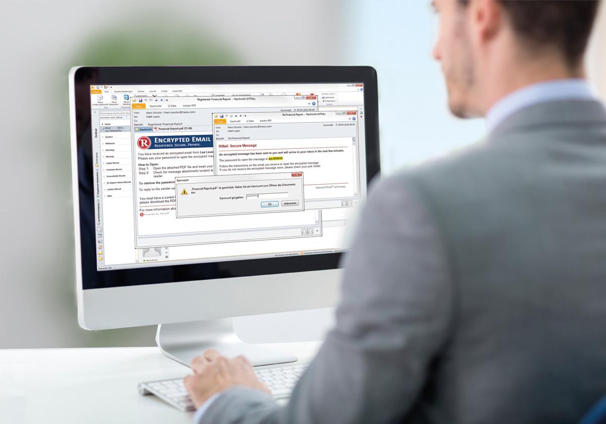 Frama Nederland introduceert RMail voor veilig aangetekend en versleuteld e-mailen